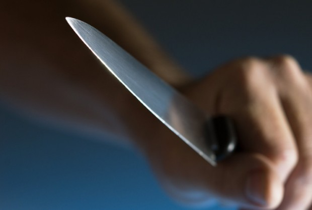 Michelle Edwards recounts her personal experience of knife crime. (Getty)