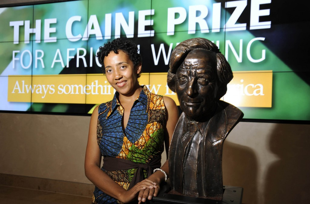 Inspired: Zambian writer Namwali Serpell, who teaches at the University of California and who was recently awarded the Caine prize, says that experimental approaches to African literature are being recognised.
